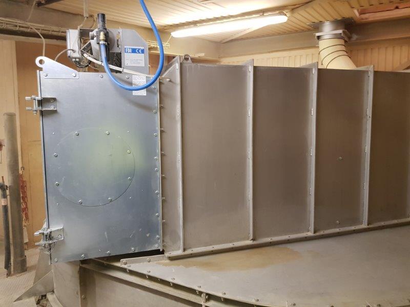 FDI - Filtres encastrables - EBVM 5/40/2000 - 2