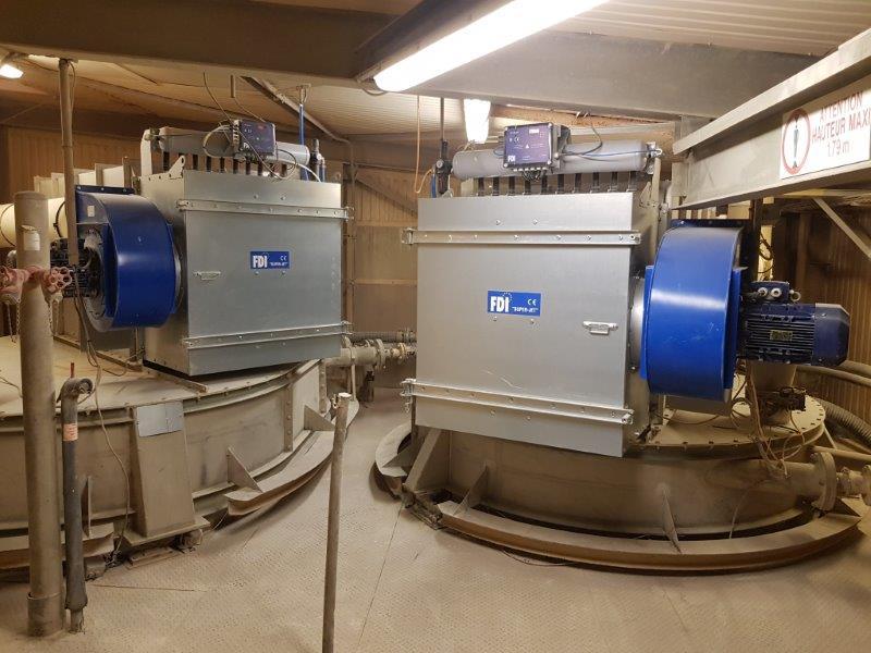 FDI - Filtres encastrables - EBVM 5/40/2000 - 4