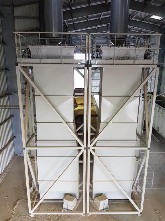 FDI - Dépoussiérage - Stockage de céréales - 9