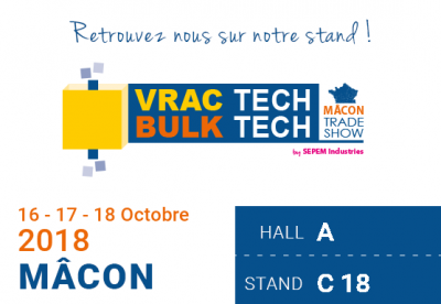 Salon vrac tech FDI